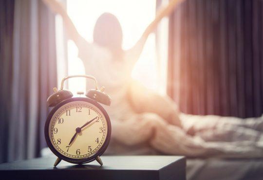 ปลุกพลังตอนเช้า
